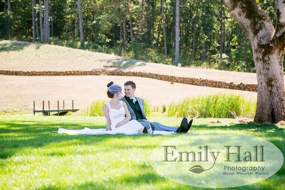 Emily Hall Photography - Hannah & Brendon Hart-2605