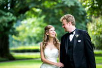Grant House Wedding: Emily & Bjorn